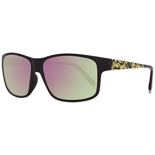 Esprit Sonnenbrille Et17893 527 57 Gafas de sol, Negro (Schwarz), 50 Unisex Adulto