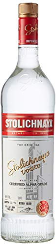 Stolichnaya Vodka - 1000 ml