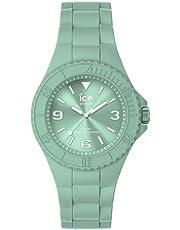 Ice-Watch - Ice Generation Lagoon - Montre Verte pour Femme avec Bracelet en Silicone - 019145 (Small)