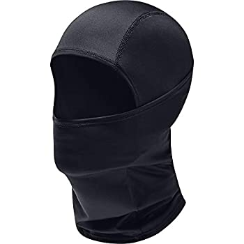 Under Armour Adult HeatGear Tactical Balaclava  Black  001 /Black  One Size Fits All
