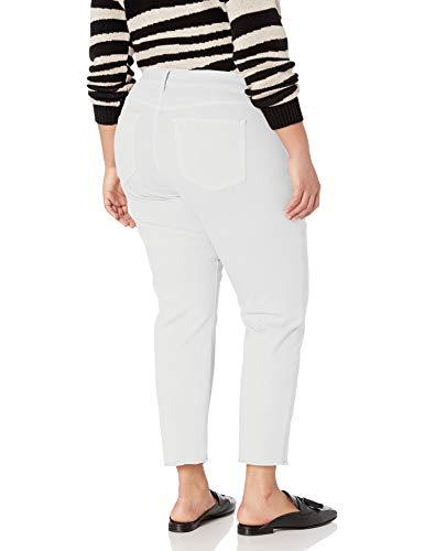 Product Image 2: NYDJ Women's Size Plus Sheri Slim Ankle with Mini FRAY Hem