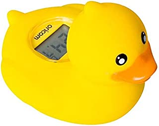 02SD Digital Bath and Room Thermometer - Duck