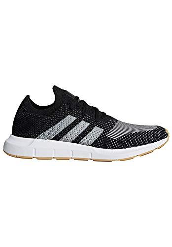 adidas Herren Swift Run Pk Gymnastikschuhe, Schwarz (Core Black/Off White/FTWR White), 38 EU