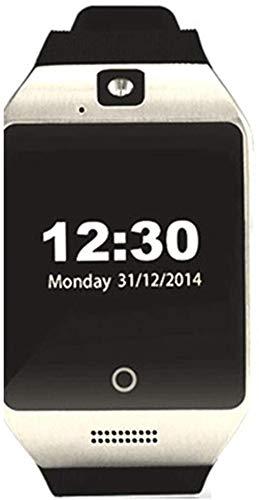hwbq 1.5 pantalla táctil completa impermeable rastreador de actividad física con monitor de sueño, reloj inteligente con cámara, reproducción