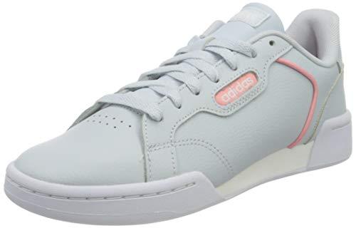 adidas Damen Roguera Walking-Schuh, Halblu/Halblu/Suppop, 40 EU