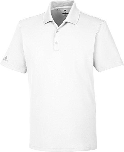 adidas Men, S Performance Polo Golf, Herren XL weiß