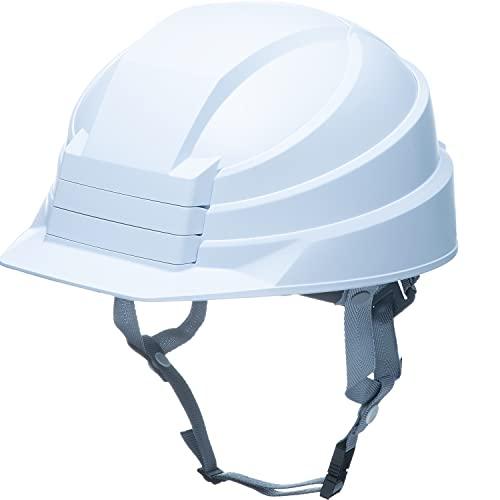 DICプラスチック 折りたたみヘルメット IZANO2 ホワイト