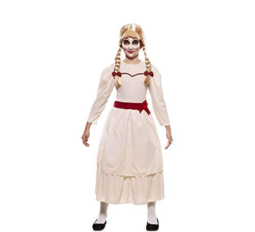 EUROCARNAVALES Disfraz de Muñeca Poseída para niña