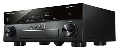 Yamaha AVENTAGE Audio Video Component Receiver,Black RX A870BL