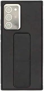 حافظة هاتف سامسونج جالكسي نوت 20 الترا، مع مسند مغناطيسي قابل للطي من جلد البولي يوريثين لهاتف جالكسي نوت 20 الترا