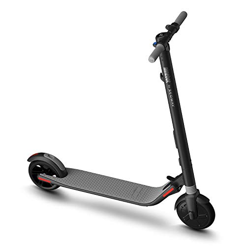 Segway Ninebot ES1 Gen2 Folding Electric Kick Scooter, Dark Grey (2019 Version)