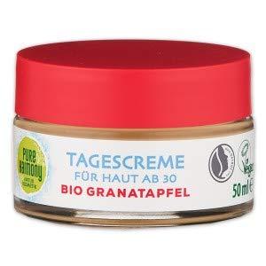 2 x Pure Harmony Tagescreme Q10 Bio-Granatapfel für die Haut ab 30