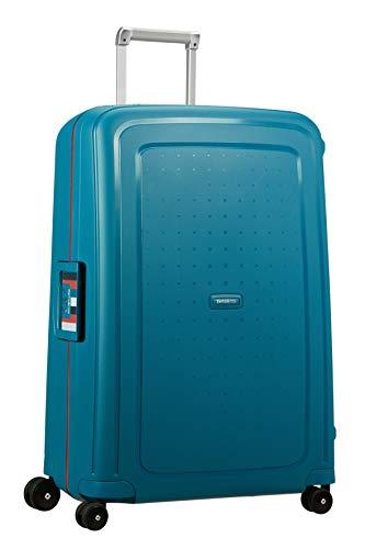 Samsonite S'Cure - Spinner Equipaje de Mano 75 Centimeters 102 Azul (Petrol...
