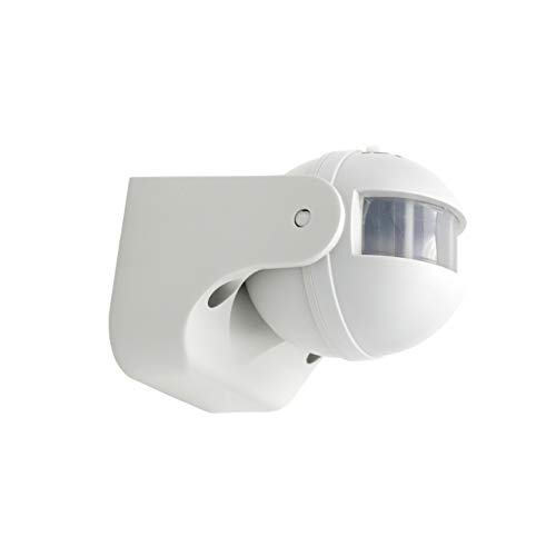 Popp Interruptor con Sensor de Movimiento, Blanco(SM-004)