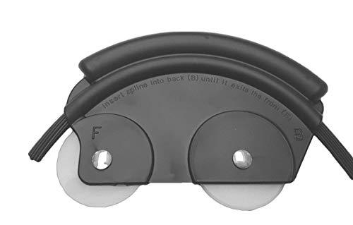 Kederwerkzeug Fliegengitter Maus für Insektenschutz Spannrahmen als Kedereinzieher Keder Einroller