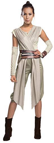 Star Wars Ep VII - Disfraz de Rey Deluxe para mujer, Talla S adulto (Rubie's 810668-S)