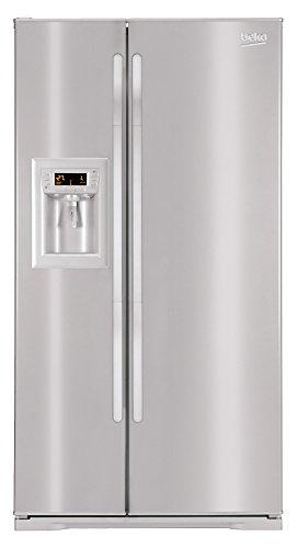 Beko GNE V322 PX frigorifero side-by-side