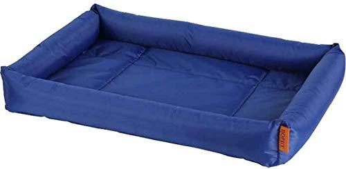 Estera de enfriamiento para mascotas Mantas de cama Enfriador de almohadilla para perros Alfombrillas de cojín antideslizantes en frío Impermeable Perrera para gatos Cómodo Transpirable Adecuado par