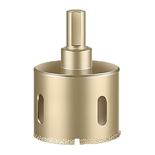 DingDinging Diamante Broca Daimetro para Vidrio Cerámica Porcelana Azulejos Mármol Corte - Recubrimiento de Diamante Broca Sierra de Agujero 6mm a 42mm