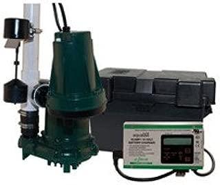 Aquanot 508 Sump Pump System w/ M98 pump & 12V Battery Back-Up