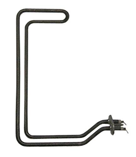 Palux Heizkörper für Spülmaschine 271500, 335, 337xxx, 336, GsP-500 2500W 230V Länge 190mm Breite 290mm Höhe 47mm