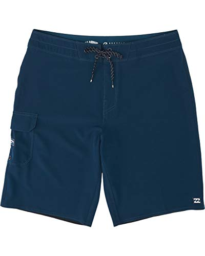 "BILLABONG™All Day PRO 20"" - Performance Board Shorts - Men - 32 - Blue"