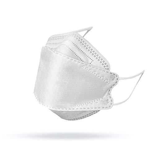 VADOOLL 20 Stück – 4 effektive Schutzstufen gegen Partikel, Staub, Nebel und Luftverschmutzung, 20 Stück