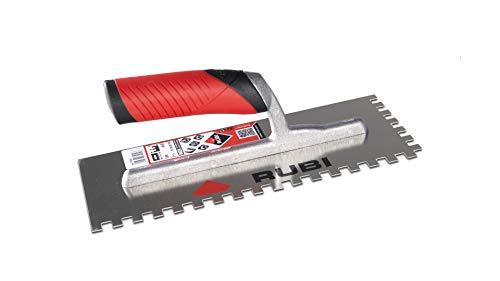 Rubi - Peine Inox 28 Cm. (8 X 8) (74940)