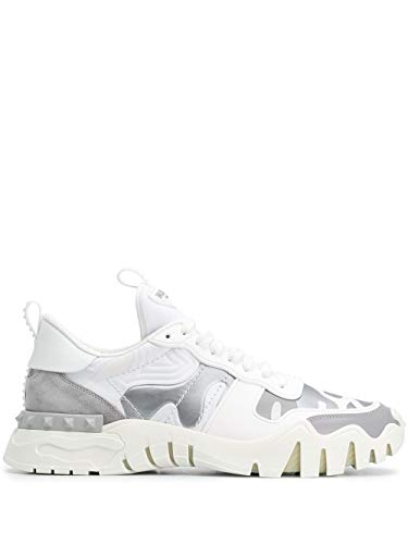 Valentino Luxury Fashion Herren TY0S0C88MHB33W Weiss Sneakers   Frühling Sommer 20