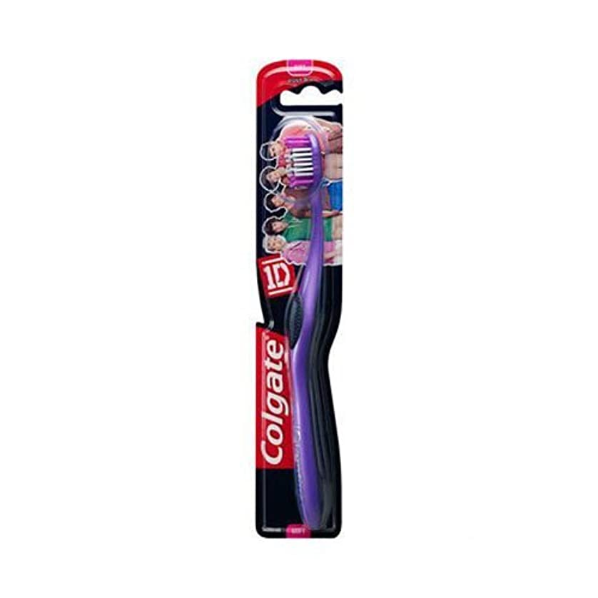 毒性踏み台置換Colgate 1d (One Direction) Maxfresh Soft Toothbrush Age 8+ by Colgate [並行輸入品]
