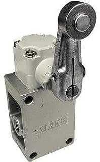 SMC VM830-01-13 - SMC VTA315-02-N Mechanical Air Control Valve, 2-Way, 3 Ports, 2 Positions, Normally Open, Port Size: 1/8