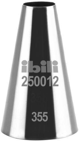 IBILI 250012 - Bocchetta per sac-à-Poche Rotonda e Liscia, 12 mm