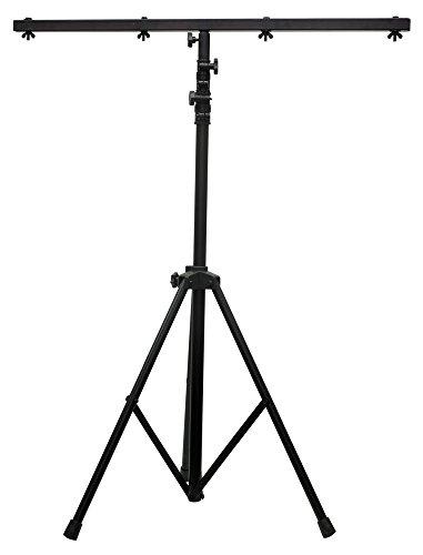 American DJ LTS-6 Treppiede con barra a T ultraleggero, supporto per illuminazione