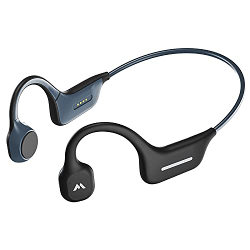 Wireless Bone Conduction Headphones, Open Ear...