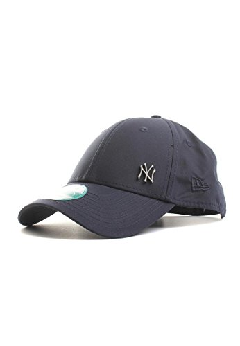 New Era y el Logotipo de MLB sin Defectos 9Forty Curva Cap ~...