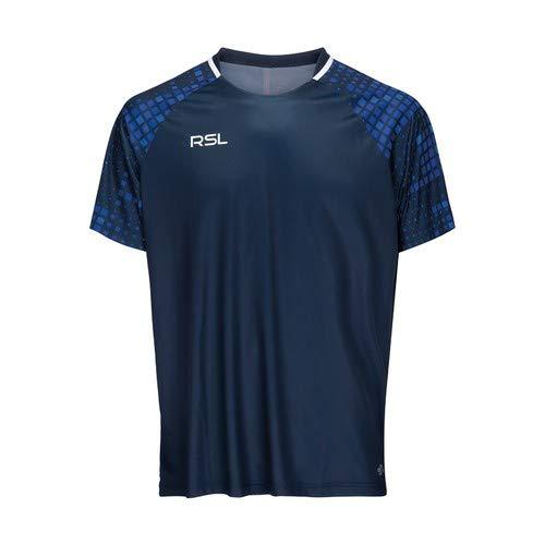 RSL Men Xenon T-Shirt blau - blau, L