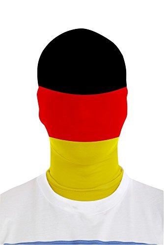 Morphsuits Allemagne Drapeau Morph Masque (Taille Unique)