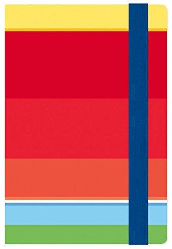 Streifen&Art rotgelb groß