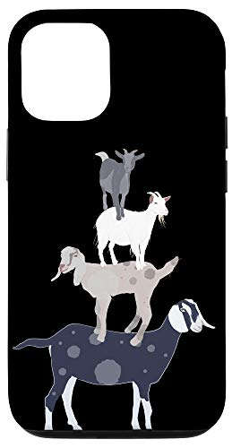 iPhone 12/12 Pro Goat Stack Case
