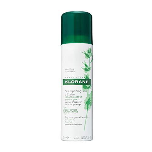 Klorane Shampoo Secco Ortica - 150 ml