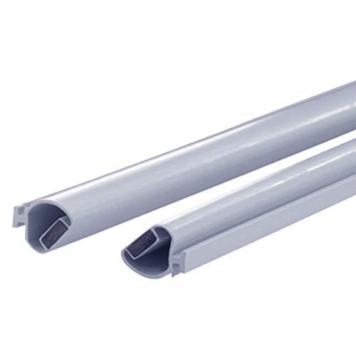 Generico Par de juntas magnéticas para cabina de ducha 2b 2233 L 2000 mm