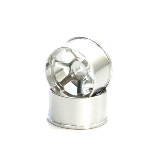 Roue RAYS TE37 en aluminium 2.0mm compens? large argent R246-1492 (Japon import / Le paquet et le manuel sont ?crites en japonais)