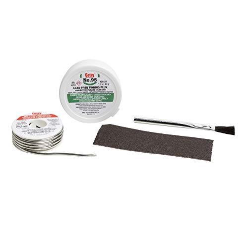Oatey 50684 Safe-Flo Silver Plumbing Kit, 8 oz