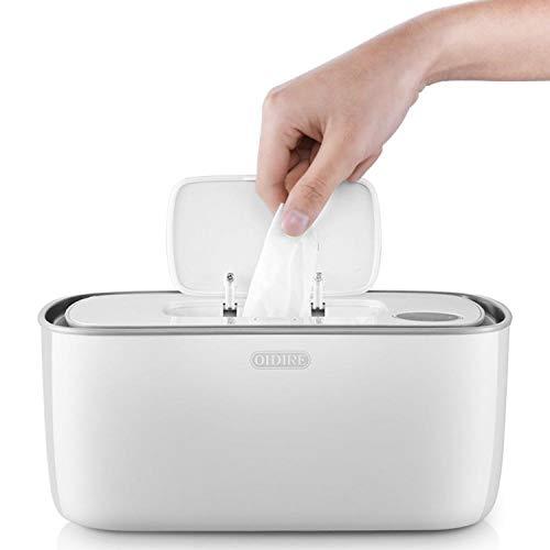 Elektro-Baby-Spender für Feuchttücher Papier-Kasten-Serviette Heizung Lager Box-Wärmer Temperaturregelung Thermostat Wipes Heater