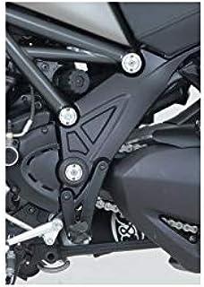 cadre argent/é Artudatch Protection de moteur pour cadre de moto protection du moteur gauche et droite pour Kawasa-KI Z900RS 2018