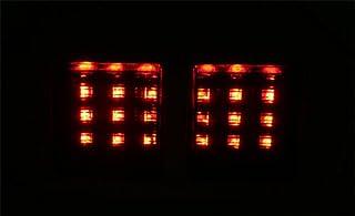 Ducati 748 916 996 998 LED Tail Light Taillight