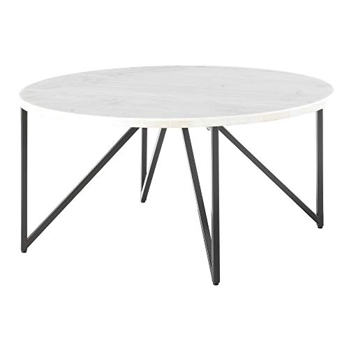 Picket House Furnishings Kinsler Round Coffee Table