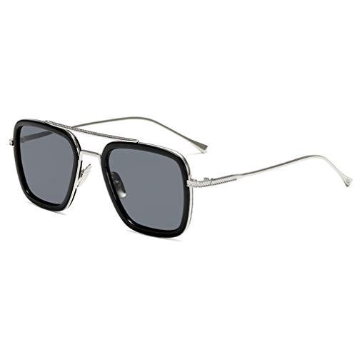 Vhouse Tony Stark Spectacles for Men and Women