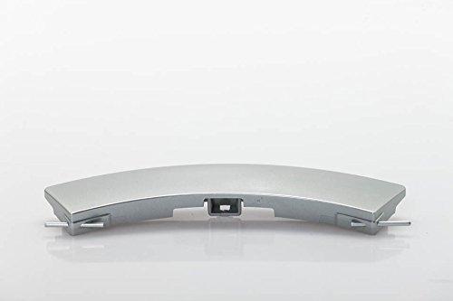 daniplus Türgriff, Griff Silber passend für Waschmaschine Bosch Siemens 647424, 00647424
