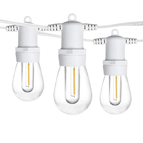 2-Pack SUNTHIN White Outdoor String Lights Only  $47.99 (Retail $79.99)